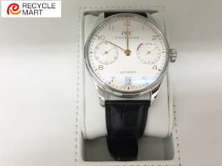 IWC ポルトギーゼ 時計買取価格