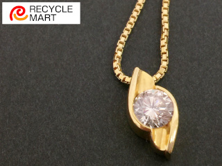 K18 ネックレス 貴金属買取価格